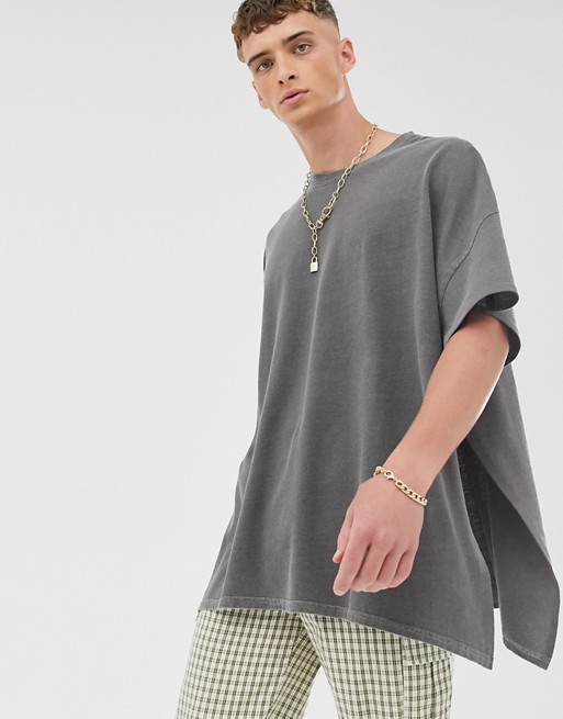 vintage-super-oversized-t-shirt-met-split-opzij